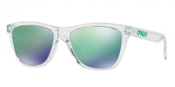 OAKLEY OO9013 FROGSKINS » POLISHED CLEAR