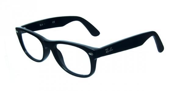 RAY-BAN RX5184 NEW WAYFARER » SHINY BLACK